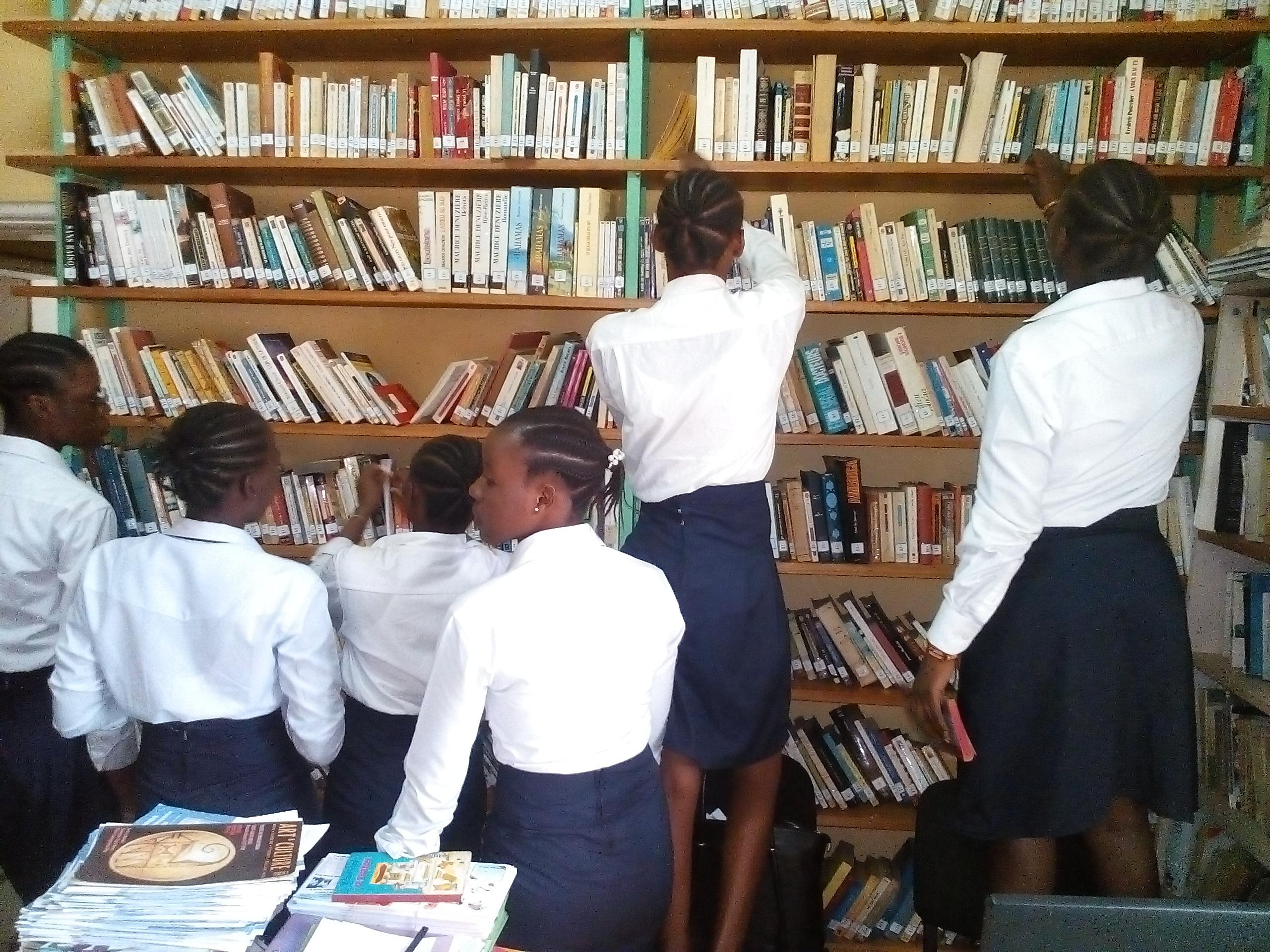 Université citoyenne à La Maison de la laïcité de Kinshasa (MLK)