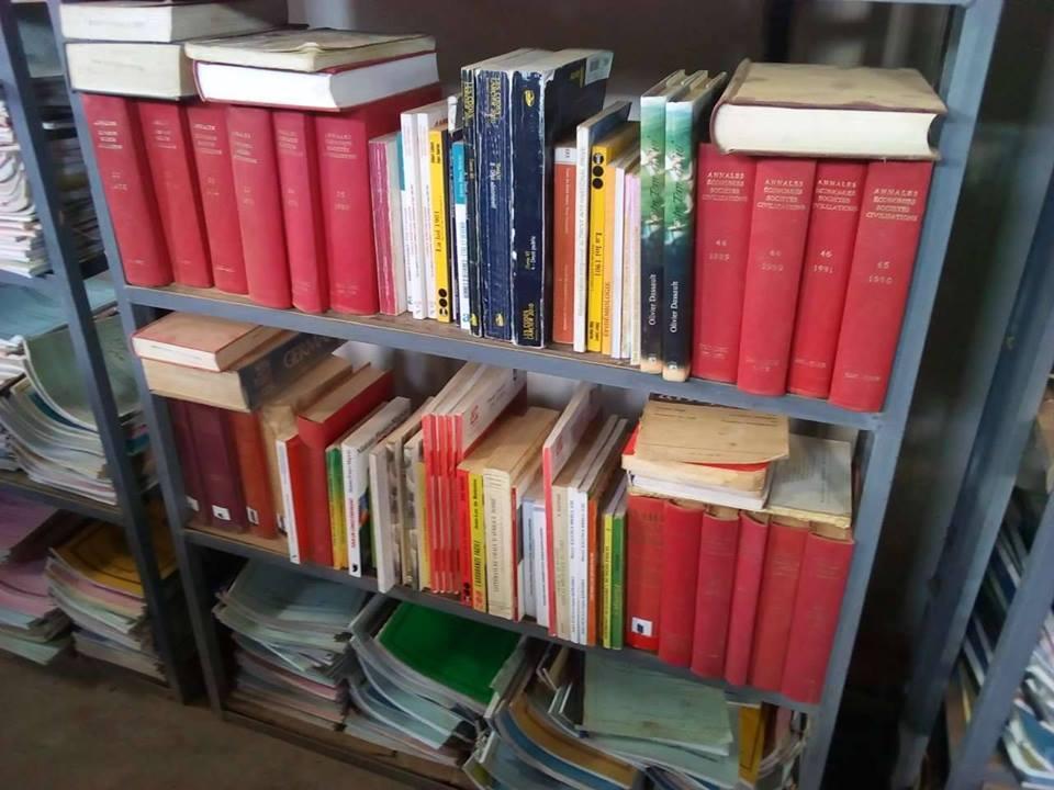 Une bibliothèque pour l'Université de Likasi
