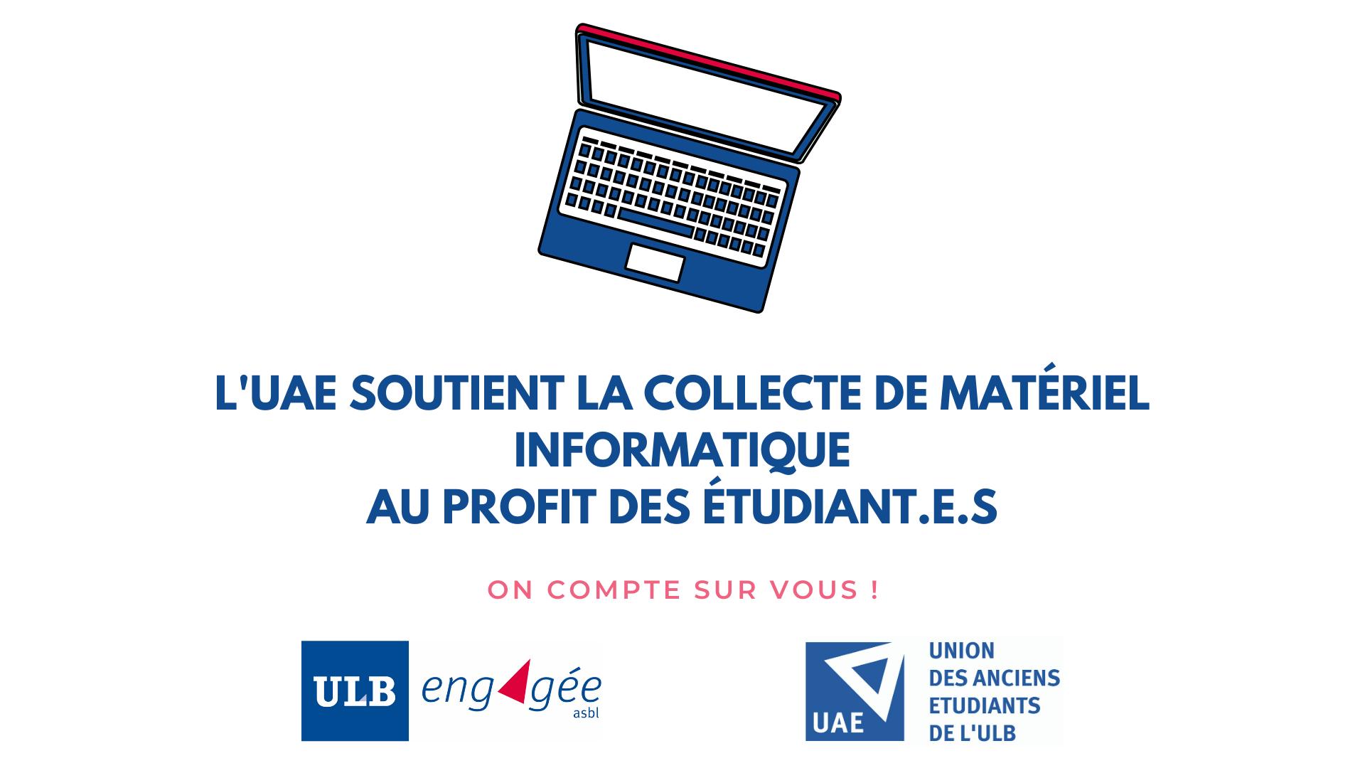 L'UAE soutient la collecte de matériel informatique pour les étudiant.e.s