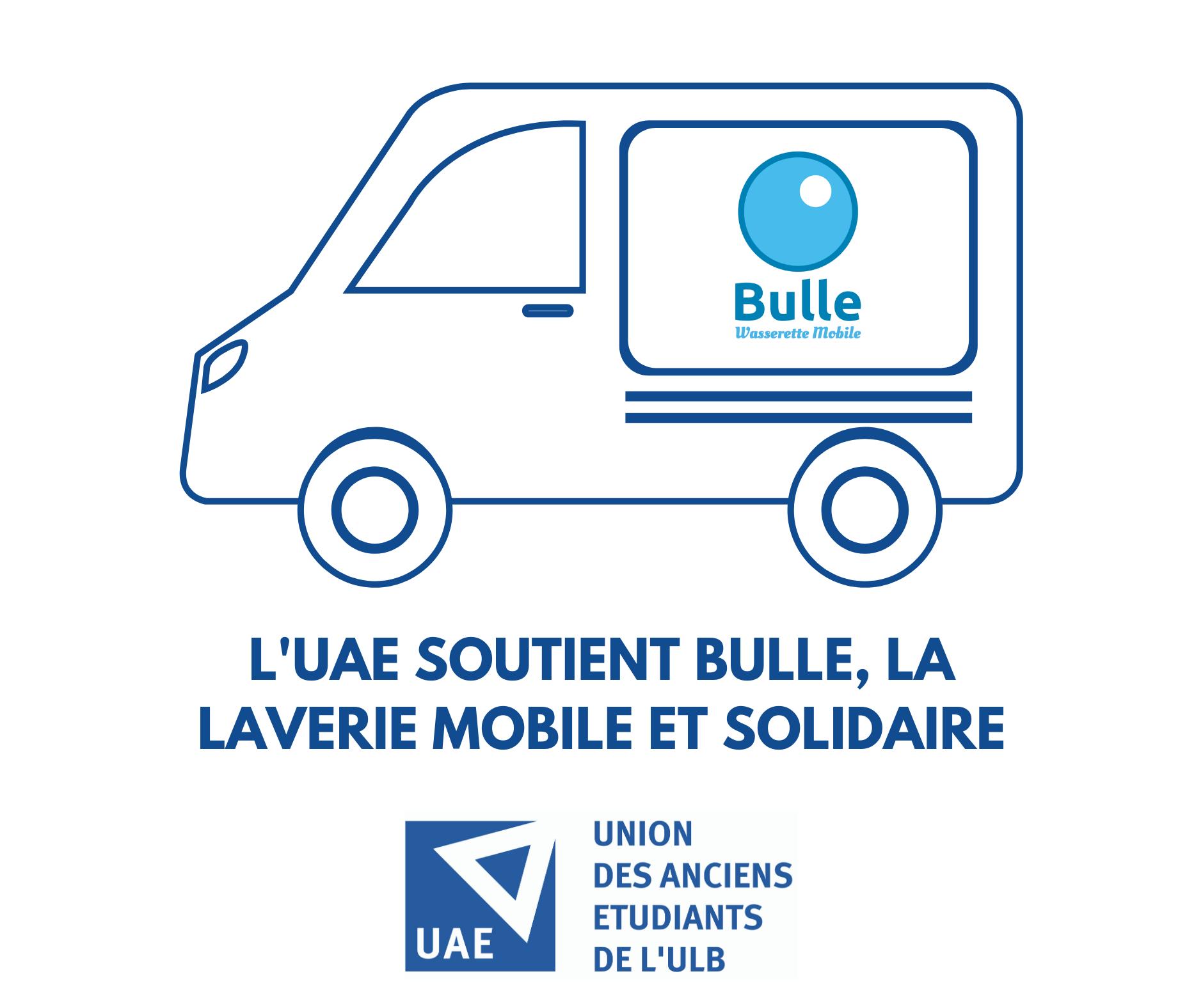 L'UAE soutient Bulle, la laverie mobile et solidaire
