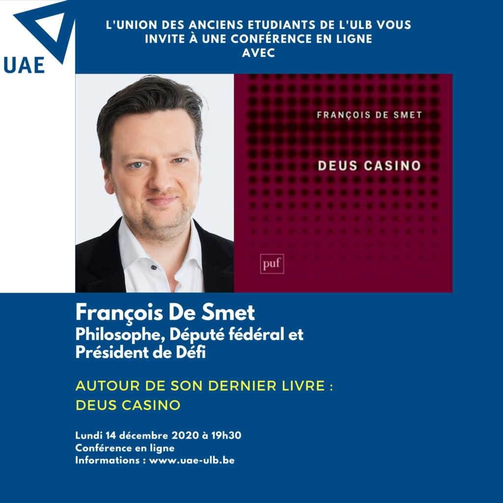 """François De Smet - """"Deus Casino"""""""