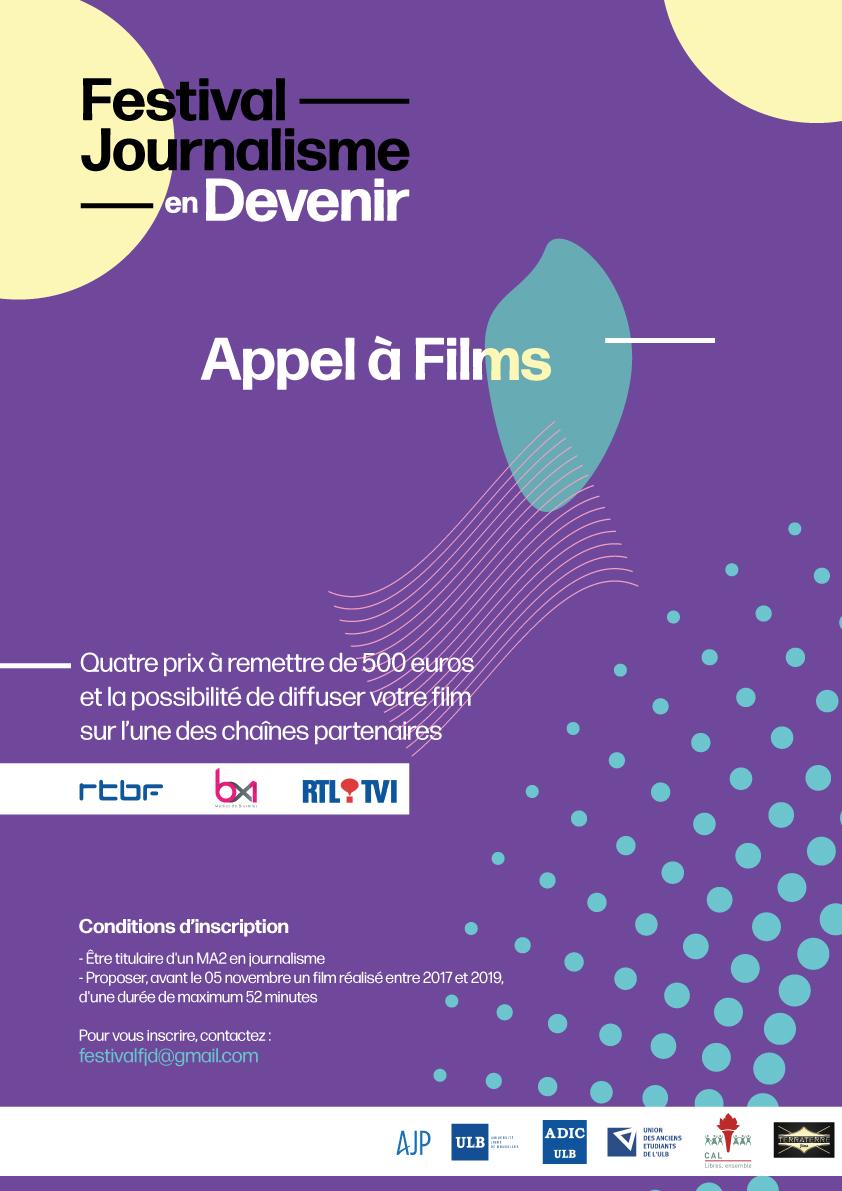 Festival du Journalisme en Devenir (FJD)