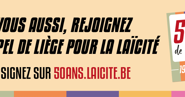 Appel de Liège pour la Laïcité