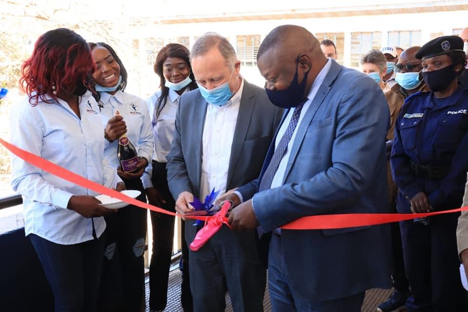 Inauguration de la bibliothèque universitaire de Likasi : un projet d'anciens soutenu par l'UAE